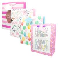 Ladies Luxury Medium Gift Bags