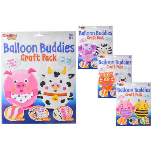 Balloon Buddies Craft Kit