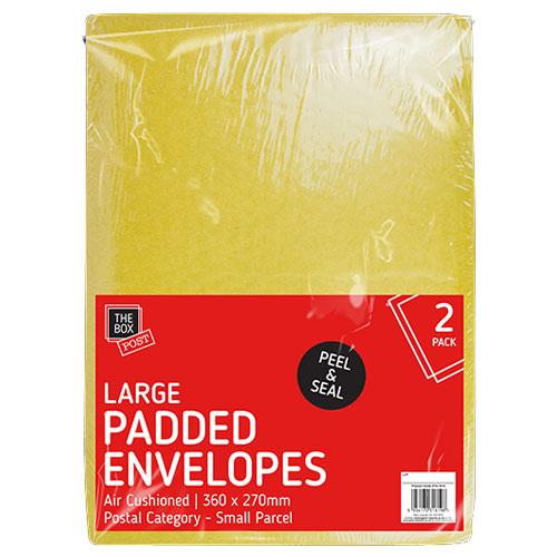 Large Padded Envelopes 2 Pack