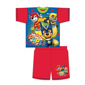 Boys Toddler Paw Patrol Shortie Pyjamas