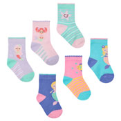 Baby Novelty Design Socks Mermaid