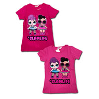 Official Girls LOL Surprise T-Shirt Glamlife
