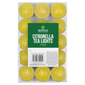 Citronella Tealight Candles 15 Pack