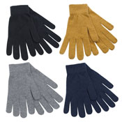 Ladies Thermal Wool Magic Gloves Assorted