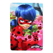 Ladybug Miraculous Fleece Blanket
