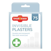 Invisible Plasters 75 Pack