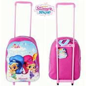 Shimmer & Shine Trolley Bag