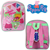 Official Peppa Pig Picnic Junior Backpack