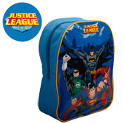 Justice League Character Backpack