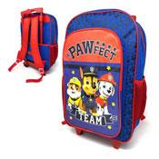 Deluxe Trolley Paw Patrol Backpack