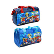Official Fireman Sam Sports Bag