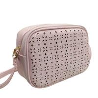 Victoria Small Shoulder Bag Pink