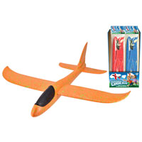 Foam Aeroplanes 3 Colours