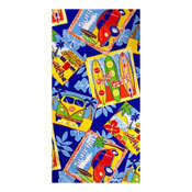 Microfibre Campervan Beach Towel Carton Price