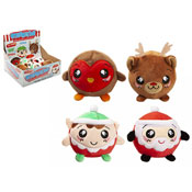 Scented Christmas Style Squishimi Plush Balls