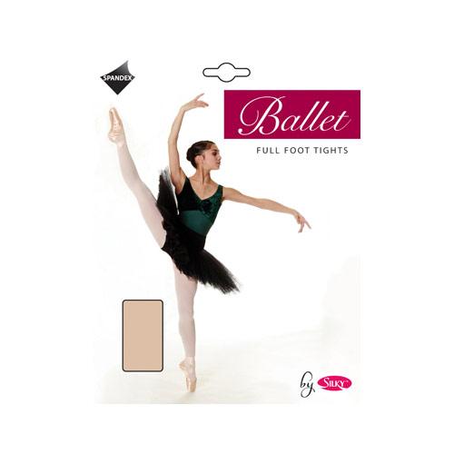 Girls Full Foot Ballet Dance Tights
