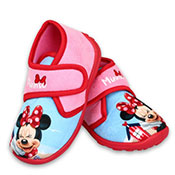 Official Disney Minnie Mouse Slippers
