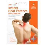 Self Adhesive Instant Heat Pads 2 Pack