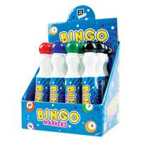 Lucky Bingo Markers