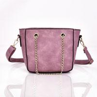 Sally Chain Strap Crossbody Bag Purple