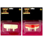 Scream Machine Halloween Horror Teeth
