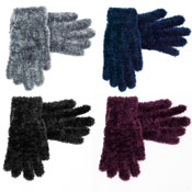 Ladies Thermal Feather Magic Gloves