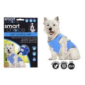 Reflective Pet Cooling Vest XS/S