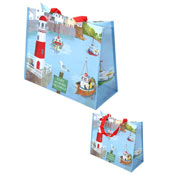 Seaside Design Shopping Bag