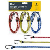 Elastic Bungee Cord Set
