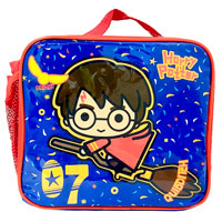 Official 3 Piece Harry Potter Lunch Bag Set
