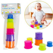 6 Stack Up Cups Set