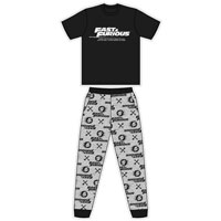 Mens Official Fast And Furious Pyjamas
