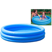 3 Ring Crystal Blue Pool 45""