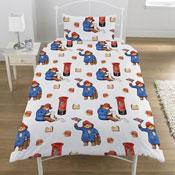 Paddington Bear Duvet Cover
