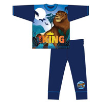 Official Boys Older Lion King Pyjamas