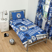 Official Chelsea FC Duvet Set