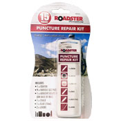 Puncture Repair Kit 15 Piece