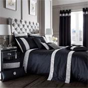 Oxy Black Luxury Duvet Set