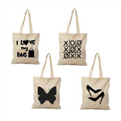 Handy Shopper Bag Cotton