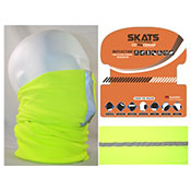 Hi Vis Reflective Multifunctional Neck Scarf