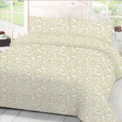 Mayfair Cream Duvet Set