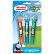 Thomas & Friends Roller Stamper Pens