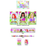 Princess Stationery Set