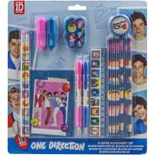One Direction 16 Piece Stationery Set