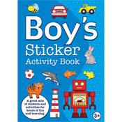 Boys Sticker Books
