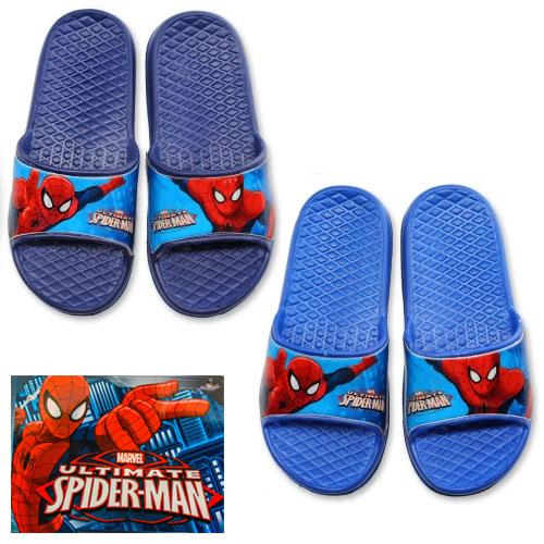 Spider Man Pool Side Flip Flops