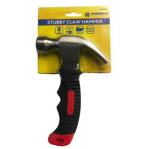 Stubby Claw Hammer