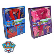 Childrens Paw Patrol Dressing Gowns in Gift Box