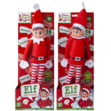 Elf Doll With Sound