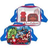 Official 3 Piece Marvel Avengers Lunch Bag Set